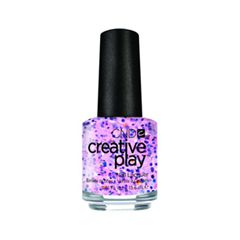 Лак для ногтей CND Creative Play 470 (Цвет 470 Fashion Forward variant_hex_name 675DA2)