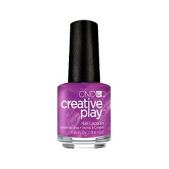 Лак для ногтей CND Creative Play 442 (Цвет 442 The Fuchsia is Ours variant_hex_name C11B7F)