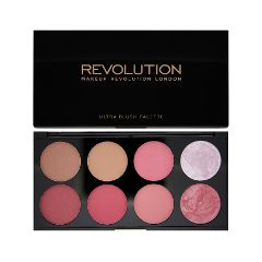 Для лица Makeup Revolution Ultra Blush Palette Sugar & Spice (Цвет Sugar & Spice variant_hex_name DD8190)