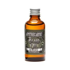 Борода и усы Apothecary 87 The Unscented Beard Oil (Объем 50 мл)