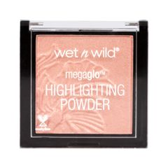Хайлайтер Wet n Wild MegaGlo Highlighting Powder E322B (Цвет E322B Crown Of My Canopy variant_hex_name FABFAD)