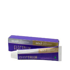 Зубная паста BeautyDrugs Electrum Gold Silver (Объем 100 г)