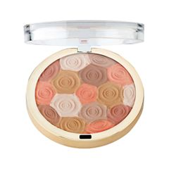 Хайлайтер Milani Illuminating Face Powder 01 (Цвет 01 Amber Nectar variant_hex_name E49F64)