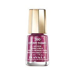 Лак для ногтей Mavala Cosmic Nail Collection Holiday 2017 390 (Цвет 390 Cherry variant_hex_name 960018)