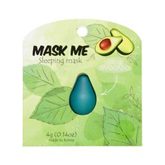 Ночная маска Beauty Bar Mask Me Sleeping Mask Lifting Avocado (Объем 4 г)