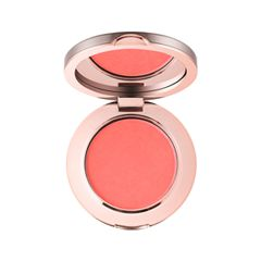 Румяна Delilah Colour Blush Compact Powder Blusher Clementine (Цвет Clementine variant_hex_name FF7C73)