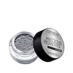 Тени для век Catrice Precious Pigments Loose Eyeshadow 060 (Цвет 060 Out of Greys variant_hex_name AAADAE)