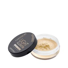 Рассыпчатая пудра Catrice Light Illusion Loose Powder (Цвет Light Illusion Loose Powder variant_hex_name F5E1A4)