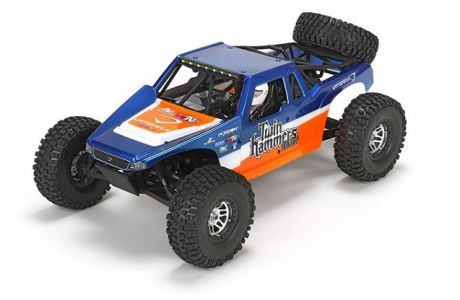 Радиоуправляемый краулер Vaterra 1:10 Twin Hammers DT 1.9 4WD 2.4 Ghz, электро, RTR