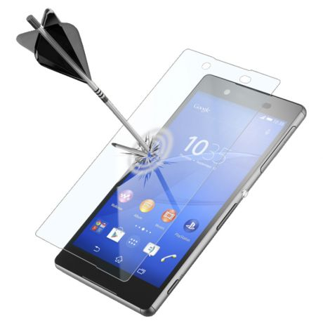 Защитное стекло для Sony Xperia Z3+ Cellular Line Second Glass TEMPGLASSXPERIAZ4 Transparent