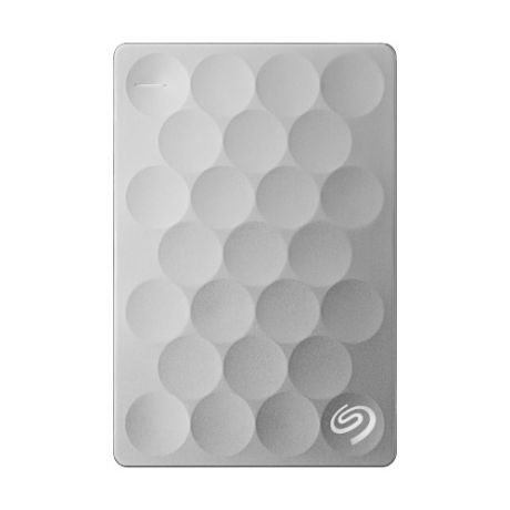 Внешний жесткий диск Seagate Backup Plus Ultra Slim 1TB (STEH1000200) Platinum