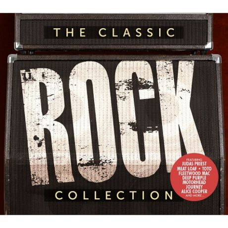 CD Сборник The Classic Rock Collection
