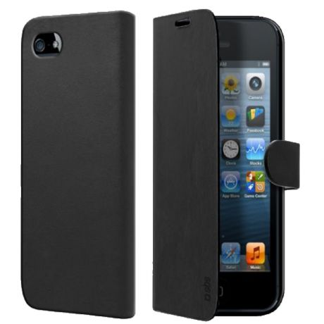 Чехол для iPhone 5/5S/SE SBS Book TEBOOKIP5K Black