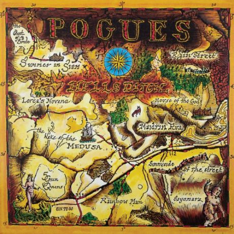Виниловая пластинка The Pogues The Pogues. Hell