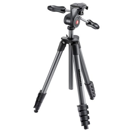 Штатив Manfrotto Compact Advanced Black