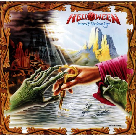 Виниловая пластинка Helloween Keeper Of The Seven Keys (Part Two)