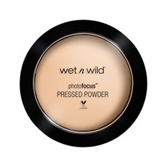Компактная пудра Wet n Wild Photo Focus Pressed Powder 821E (Цвет E821E Warm Light variant_hex_name EEC39E)