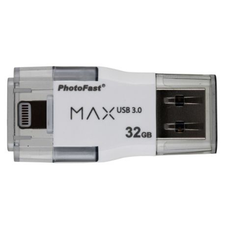 Флеш-диск для Apple PhotoFast 32GB i-FlashDrive MAX G2 U3