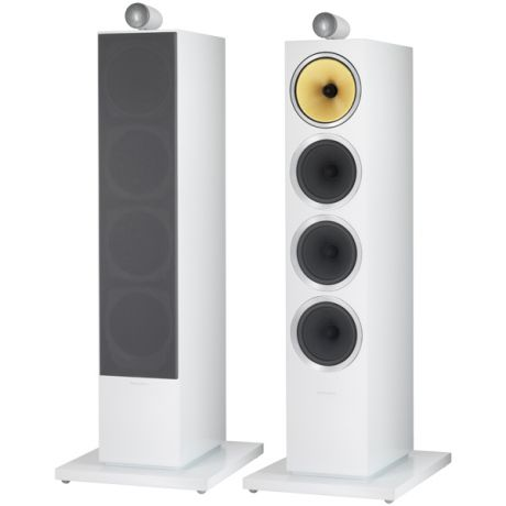 Напольные колонки Bowers & Wilkins CM10 S2 Satin White
