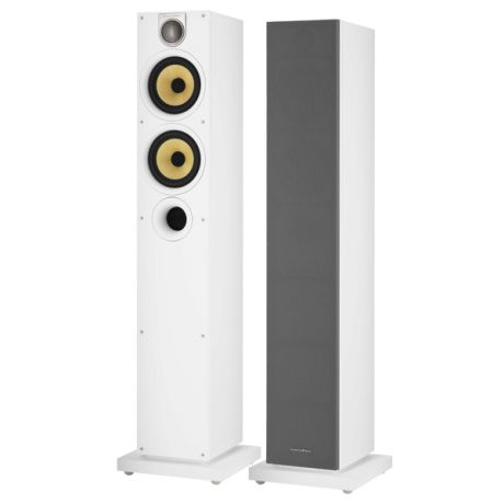 Напольные колонки Bowers & Wilkins B&W 684 S2 Matte White