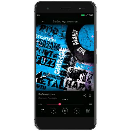 Смартфон Highscreen Fest XL PRO Blue
