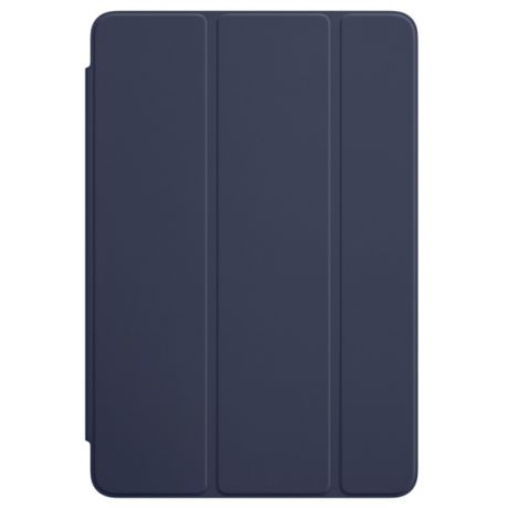 Кейс для iPad mini Apple iPad mini 4 Smart Cover Midnight Blue (MKLX2ZM/A)