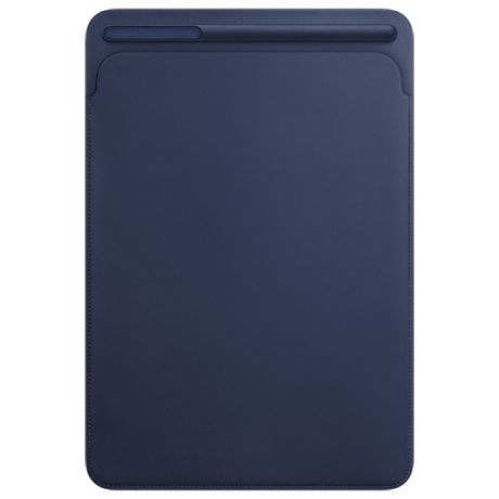 Кейс для iPad Pro Apple Leather Sleeve iPad Pro 10.5 Midnight Blue