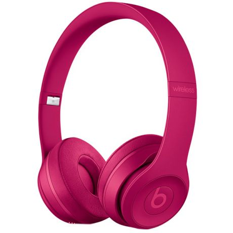 Наушники Bluetooth Beats Solo3 Wireless Neighborhood Brick Red