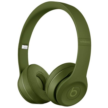 Наушники Bluetooth Beats Solo3 Wireless Neighborhood Turf Green