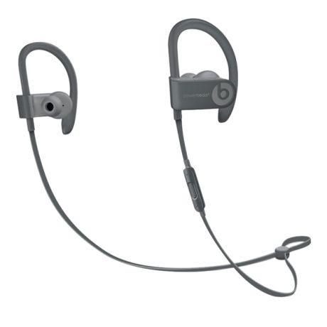 Спортивные наушники Bluetooth Beats Powerbeats3 Wireless Neighborhood Asphalt Gray