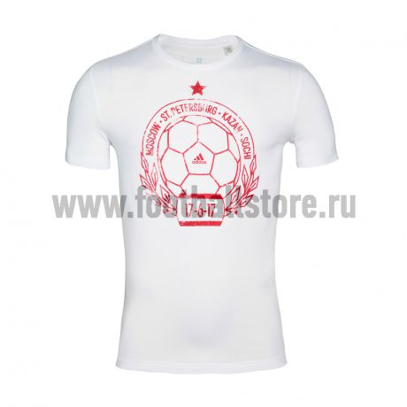 Russia Adidas Футболка Adidas Russia Stamp BP7283