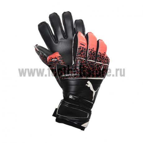 Перчатки Puma Перчатки Puma Power Protect 1.3 Fiery Copa 04121641