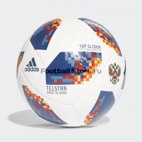 Классические Adidas Мяч Adidas Russia World Cup 18 Ball CE9968