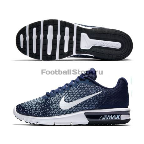Кроссовки Nike Кроссовки Nike Air Max Sequent 852461-400