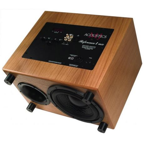 Активный сабвуфер MJ Acoustics Reference I MKIII Walnut