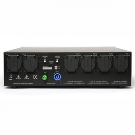 Сетевой фильтр Isol-8 SubStation Integra Black
