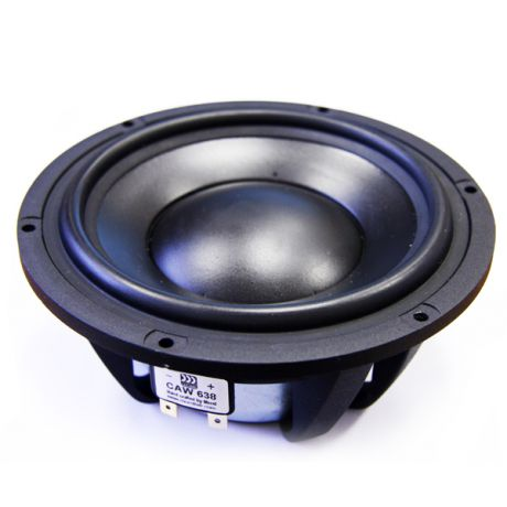 Динамик НЧ Morel Classic Advanced Woofer CAW 638 (1 шт.)