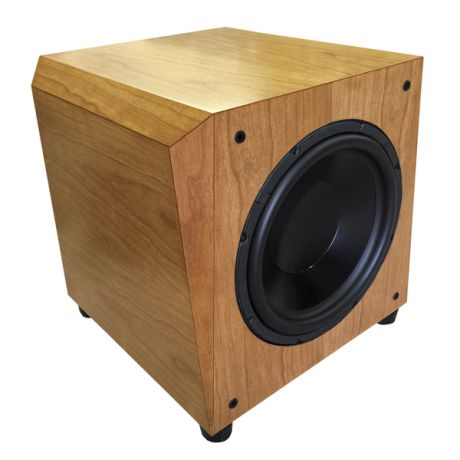 Активный сабвуфер Legacy Audio Metro Natural Cherry