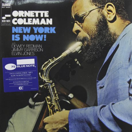 Ornette Coleman Ornette Coleman - New York Is Now! (180 Gr)