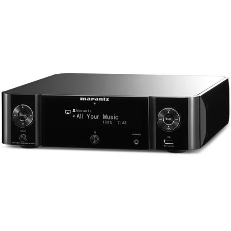 Стереоресивер Marantz M-CR511 Black