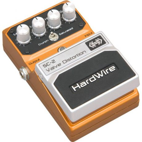 Педаль эффектов Digitech Hardwire SC-2 Distortion