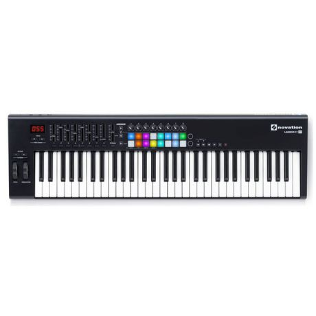 MIDI-клавиатура Novation Launchkey 61 MK2