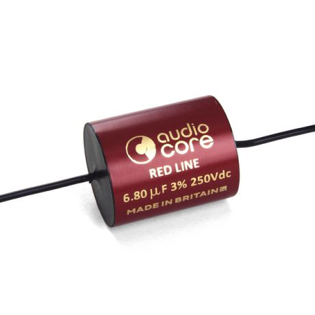 Конденсатор Audiocore Red-Line 250 VDC 6.8 uF