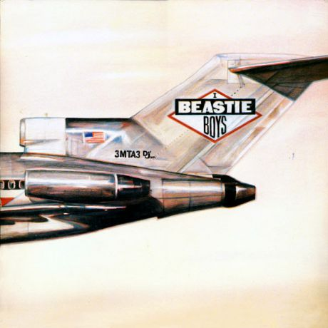 Beastie Boys Beastie Boys - Licensed To Ill
