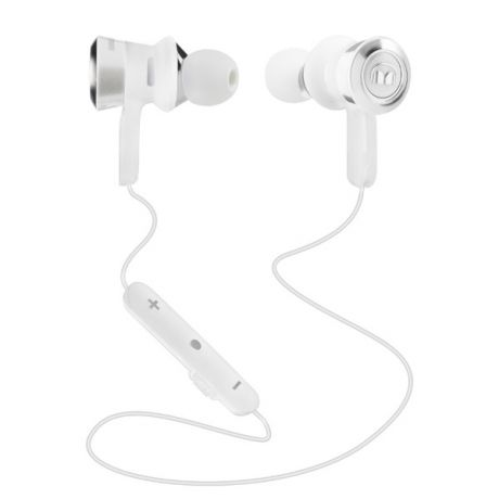 Беспроводные наушники Monster Clarity HD In-ear Bluetooth White