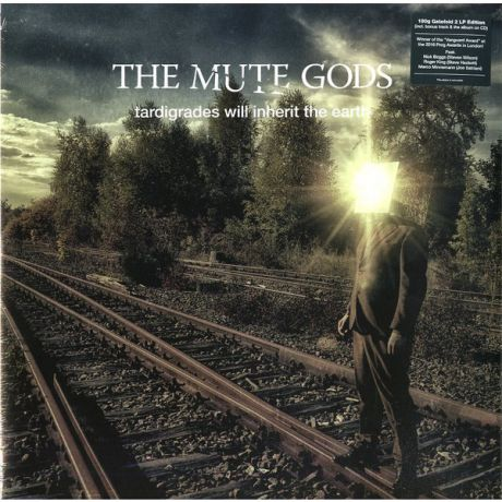The Mute Gods The Mute Gods - Tardigrades Will Inherit The Earth (2 Lp+cd)