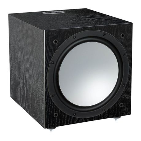 Активный сабвуфер Monitor Audio Silver W12 6G Black Oak