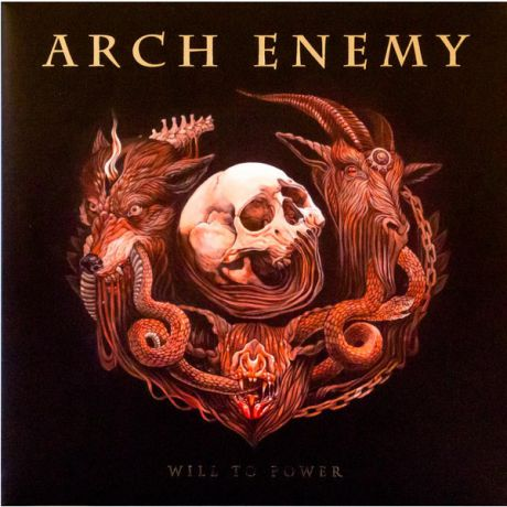 Arch Enemy Arch Enemy - Will To Power (lp+cd)