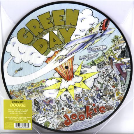 Green Day Green Day - Dookie (picture Disc)