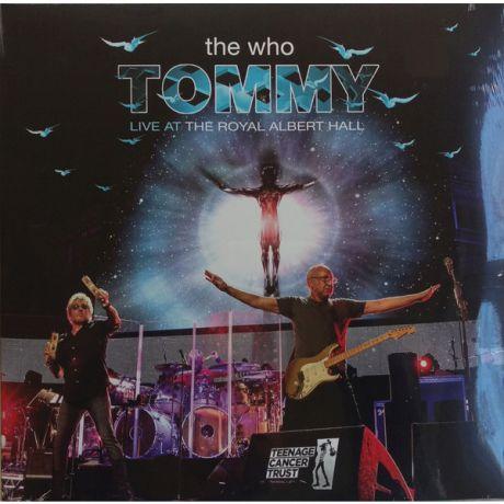 WHO WHO - Tommy - Live At The Royal Albert Hall (3 LP)